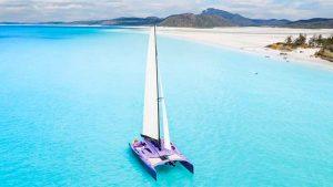 camira sailing tour with cruise whitsundays