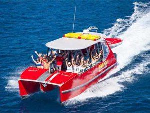 Thundercat Whitsundays Tour