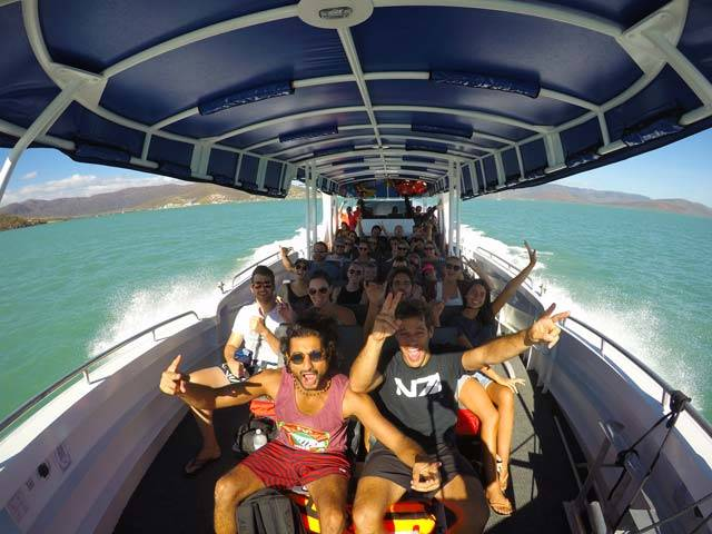 Fast Paced Whitsundays Tour for a full day