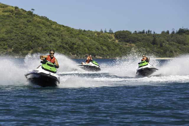 whitsundays jet ski tour