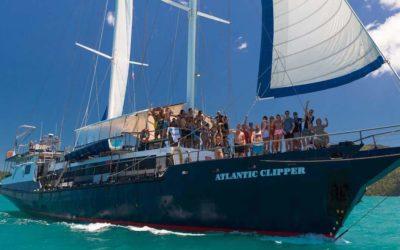 Atlantic Clipper Whitsundays Two Day Tour
