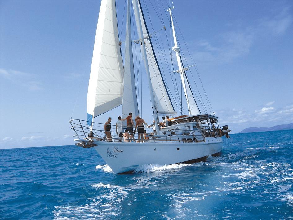 Whitsundays Boat Tours