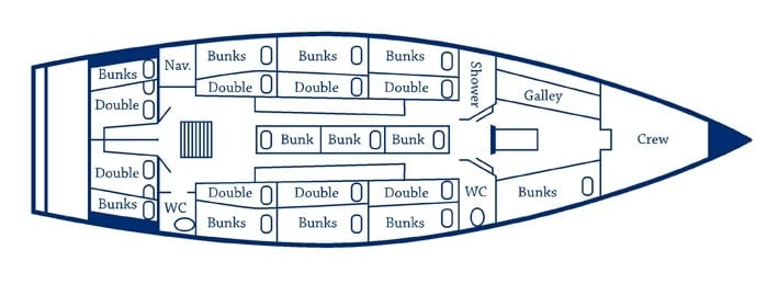 Condor Boat Plan