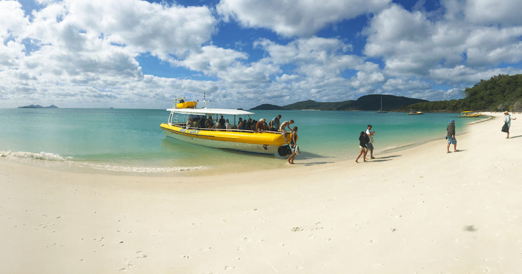 Day Tours Whitsundays