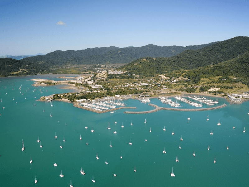 Whitsunday Day Trips From Airlie Beach