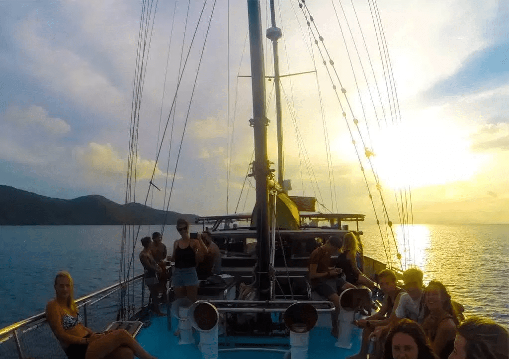 Airlie Beach Sailing Day Trips