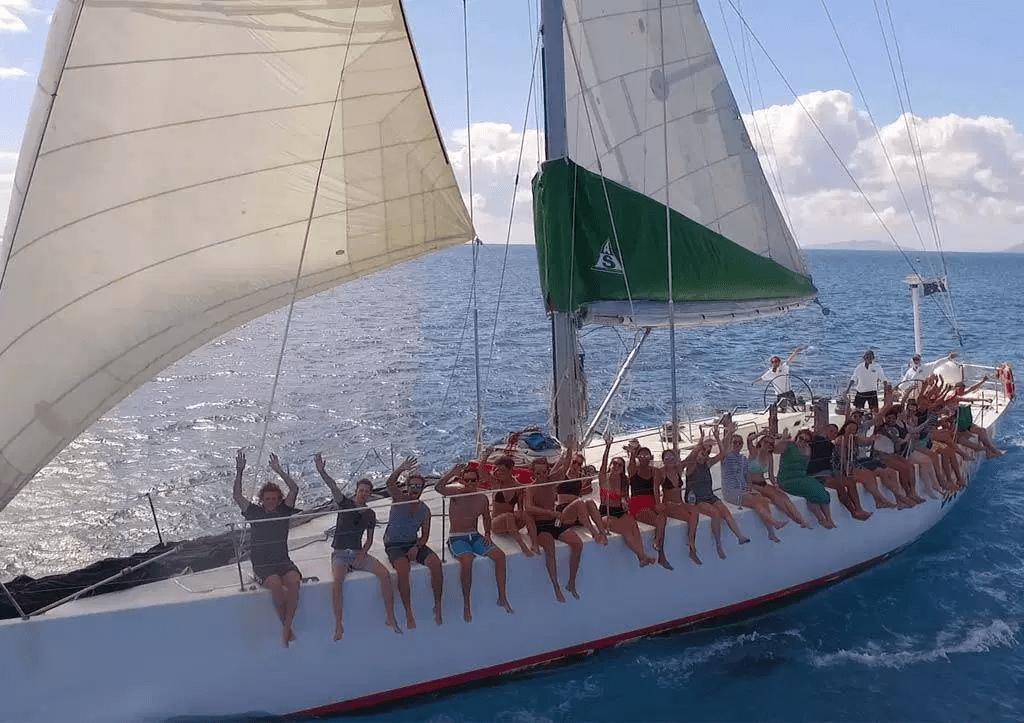 Airlie Beach Sailing Tours