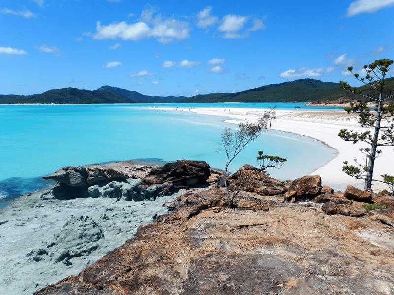 Airlie Beach Whitsundays Tours