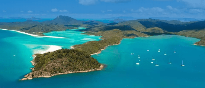 Whitsundays Island Tours