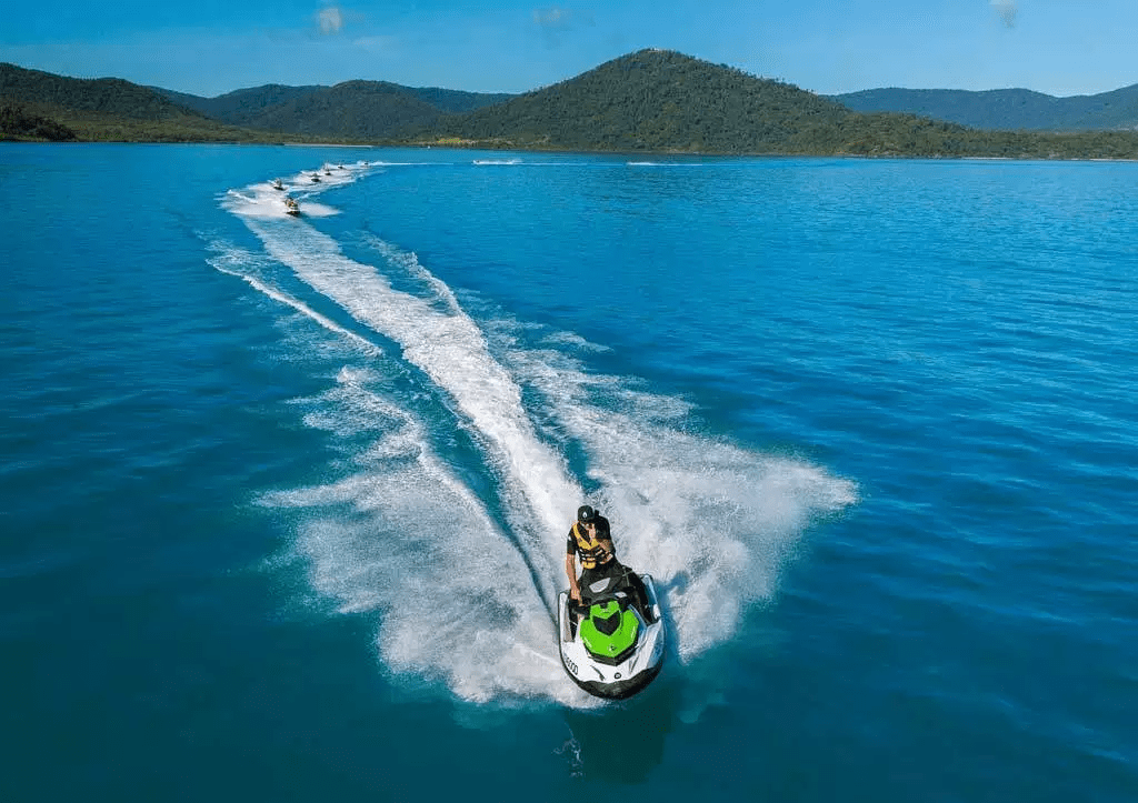 Whitsundays Jetski Tours
