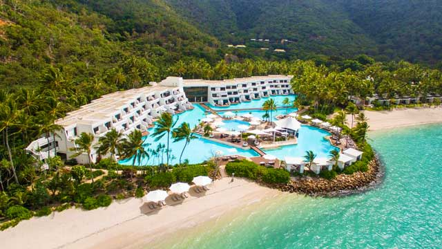 Hayman Island Exclusive Resort