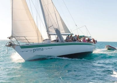 Prima Whitsundays tour