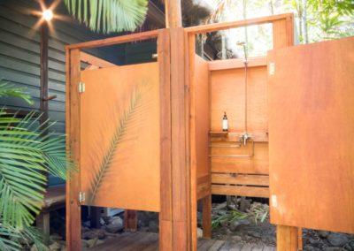 Outside Tropical Bathrooms