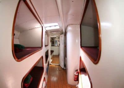 Siska - Interior Bunks - Explore Whitsundays (Small)