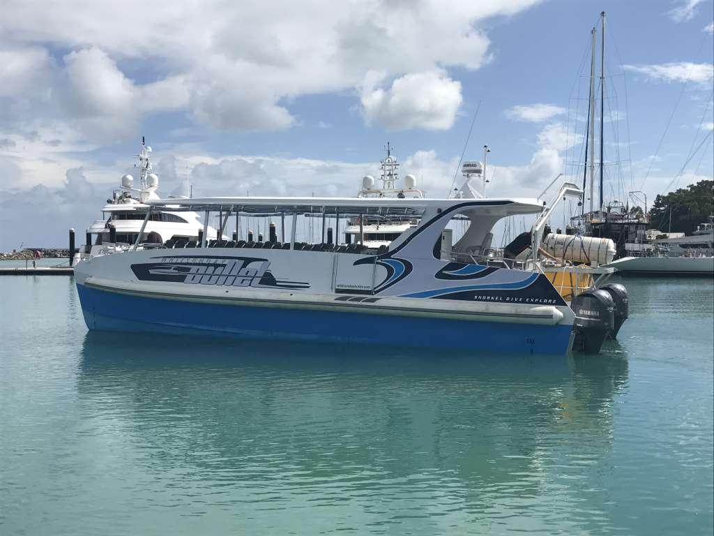 Whitsunday Bullet | Whitsunday Islands Tours