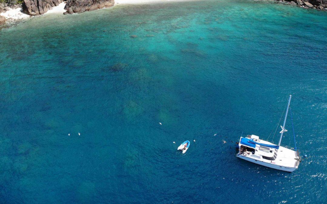 Whitsundays Adventurer Tour Sailing Catamaran