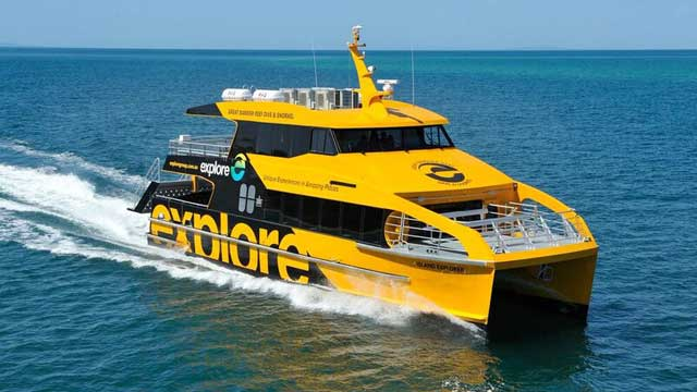 Great Barrier Reef Tour From Airlie Beach