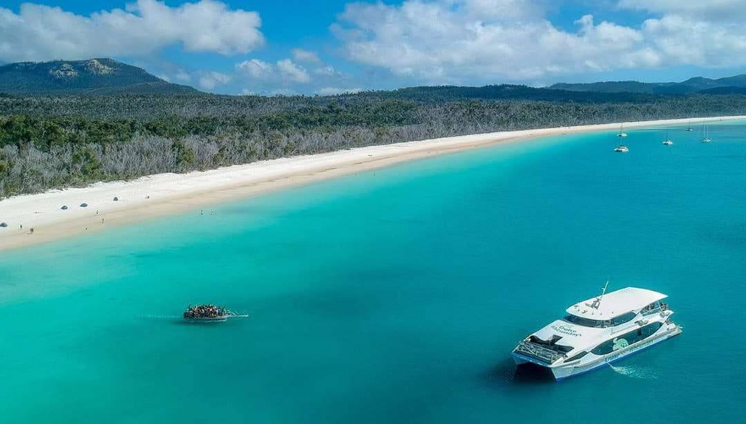 Whitehaven Beach Half Day Tour With Cruise Whitsundays