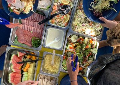 OR Tropical Buffet Lunch (Medium)