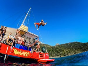 Whitsundays Part Boat Tours