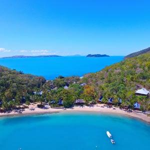 palm bay resort long Island Whitsundays